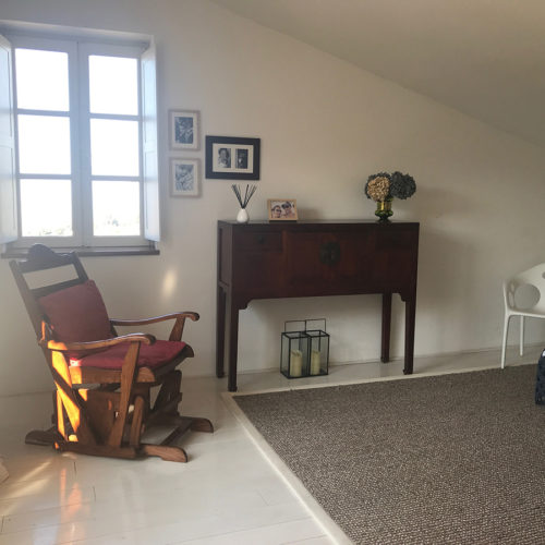 I PARENTI – Chambre avec terrasse
