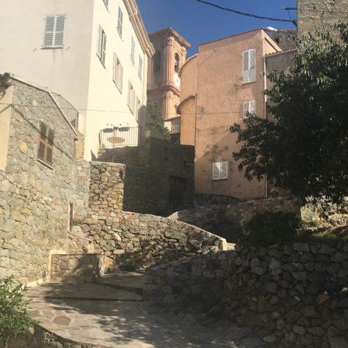 Le Village d'Aregno